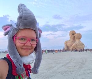 Burning Man -festivaali herätti paljon ajatuksia, Havahtumisen julkaisujonossa on jo monta kirjoitusta!